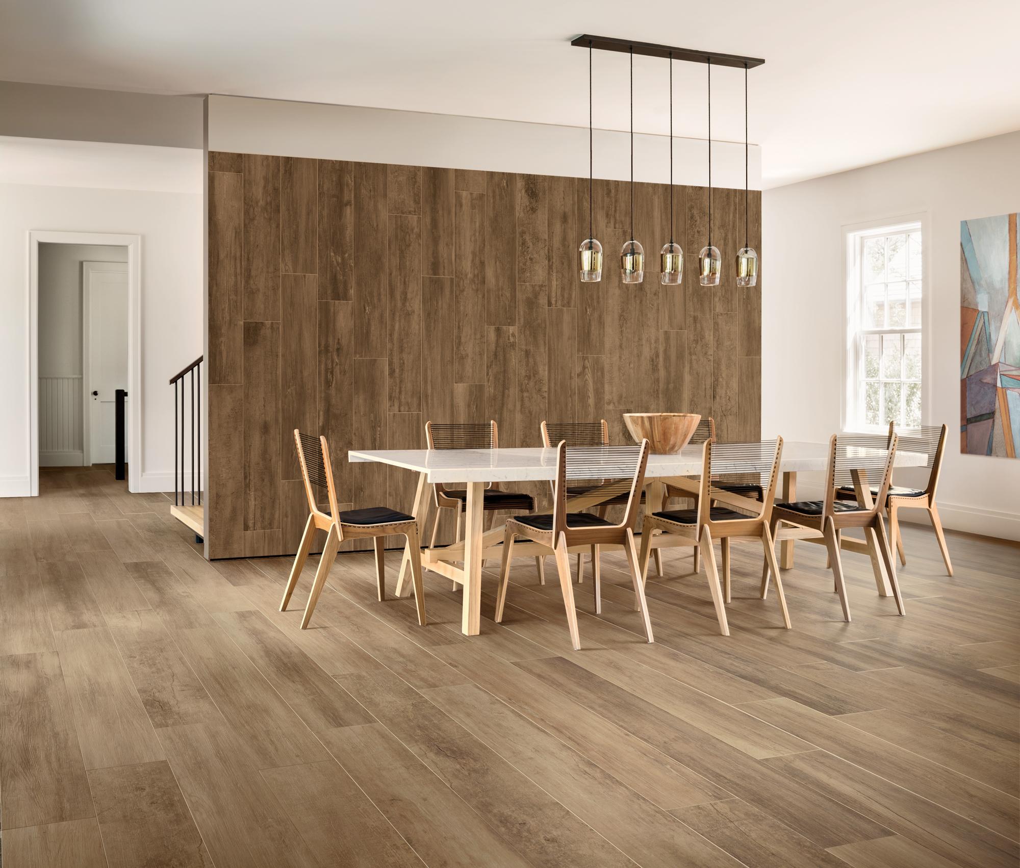 Pavimento Effetto Legno Rovere vibe: effetto legno contemporaneo   ceramiche caesar