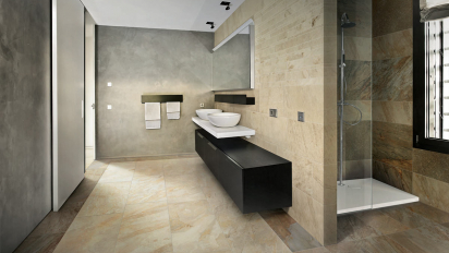 caesar place almond amber bagno