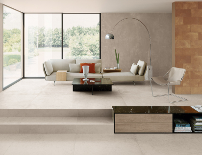 materica bianco living 3