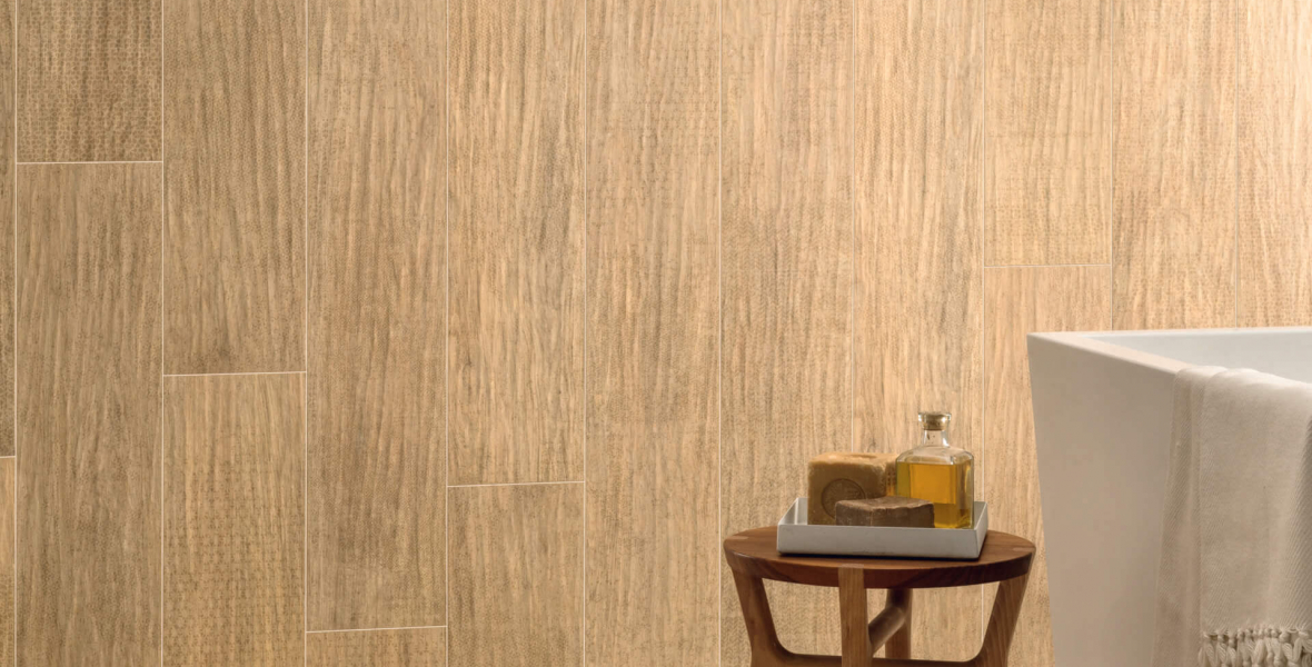 Vapor Impression wood decoration bathroom