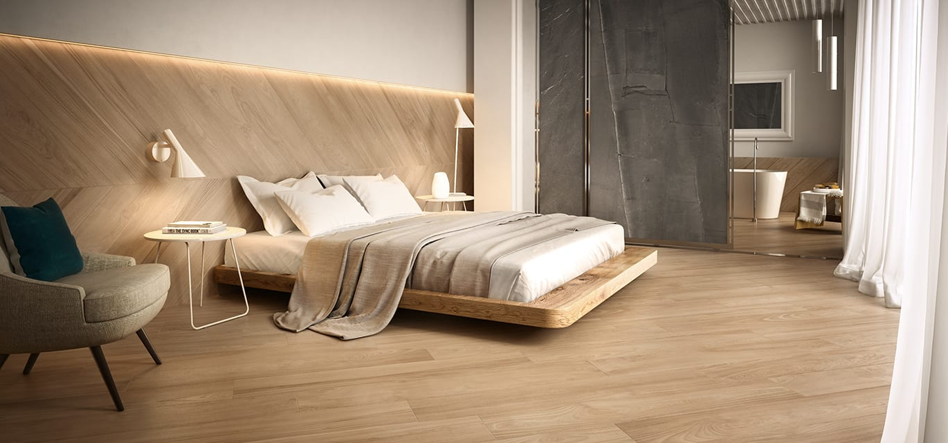 Interior Design Camera Da Letto.Porcelain Bedroom Tiles Ceramiche Caesar
