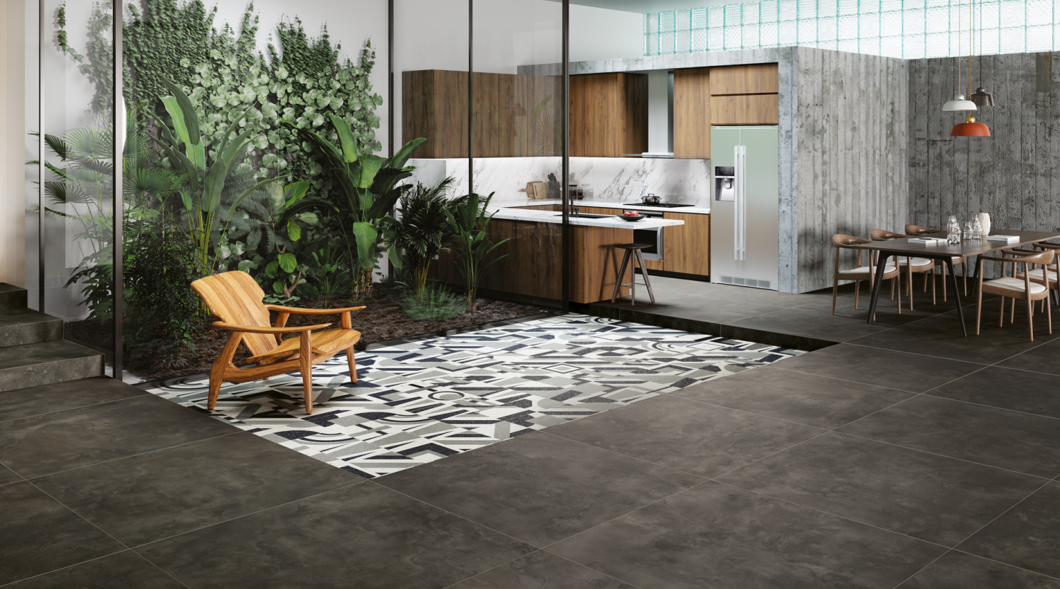 Loft original design porcelain tiles