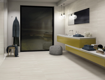 Bathroom porcelain stoneware contemporary salt