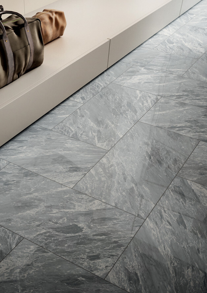 Anima Select Grey Marble Effect ceramics slabs